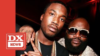 Akademiks Suggests Meek Mill & Rick Ross Have Trouble In MMG Paradise