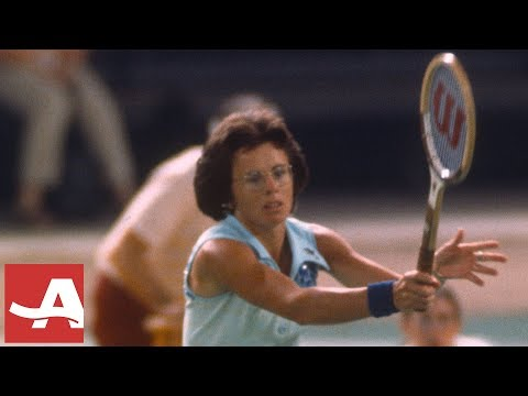 Battle of the Sexes: How Billie Jean King Changed Gender Equality in Sports | AARP
