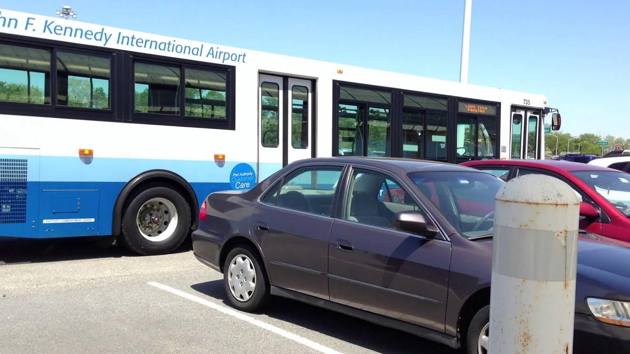 Long Beach Aiport Parking Lot