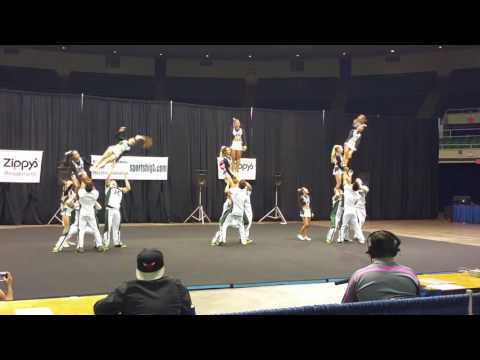 University of Hawaii - 2016 Hawaii State Cheer Championship