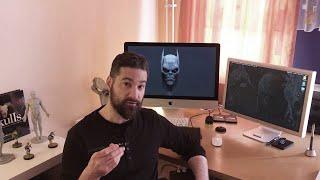 ワコム | Wacom Pro Pen 3D 3Dアーティスト Jörn Zimmermann レビュー(日本語字幕付)