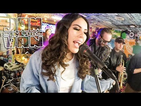 "CATIE WATERS - ""Stone Child"" (Live at Live on Green in Pasadena, CA 2018) #JAMINTHEVAN thumbnail"