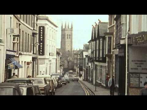 BBC Turn Back Time Penzance