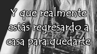 Avril Lavigne You Were Mine (subtitulado)