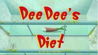 Oggy,  Dee Dee's Diet