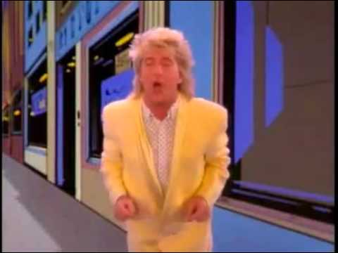 Rod Stewart - The Motown Song (Official Music Video)