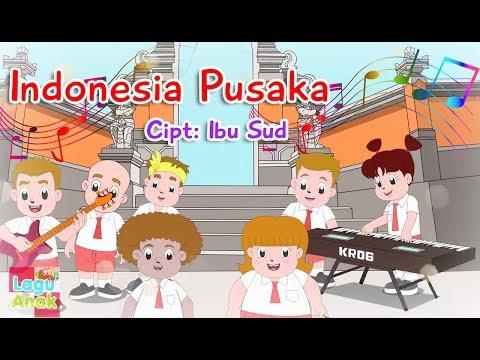 Indonesia Pusaka | Diva Bernyanyi | Lagu Anak Channel