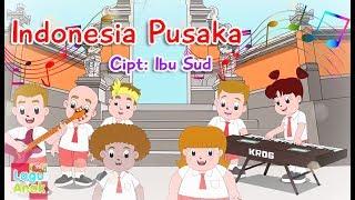 Indonesia Pusaka   Diva Bernyanyi   Lagu Anak Channel