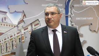 Дмитрий Барыкин о заочном голосовании депутатов