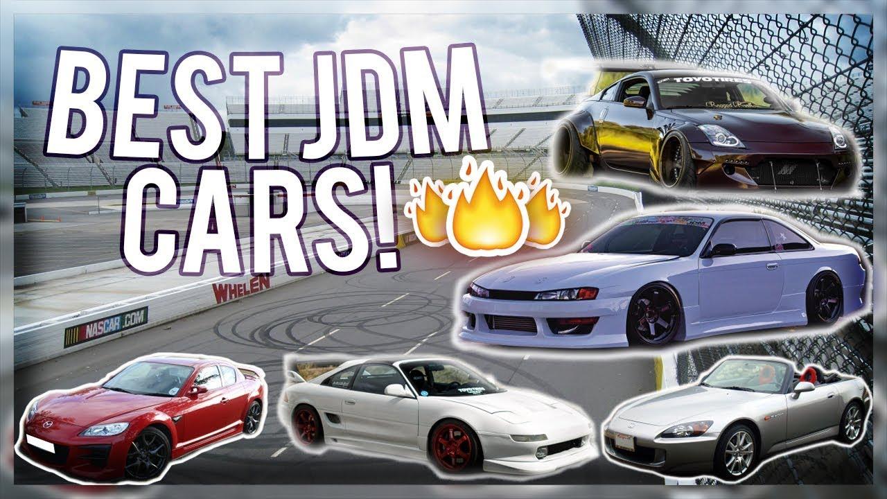 Top 5 JDM Sports Cars Under 10k - YouTube