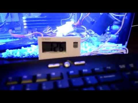 Custom Mineral Pc Windows 10 Temperature With Radiator Benchmarking
