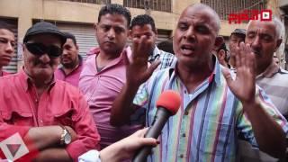 متضرروا حريق العتبة: الحكومة خربت بيوتنا (اتفرج)