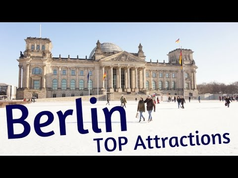 Berlin Travel video (Best places to do and see + Madame Tussauds & Technology Museum)
