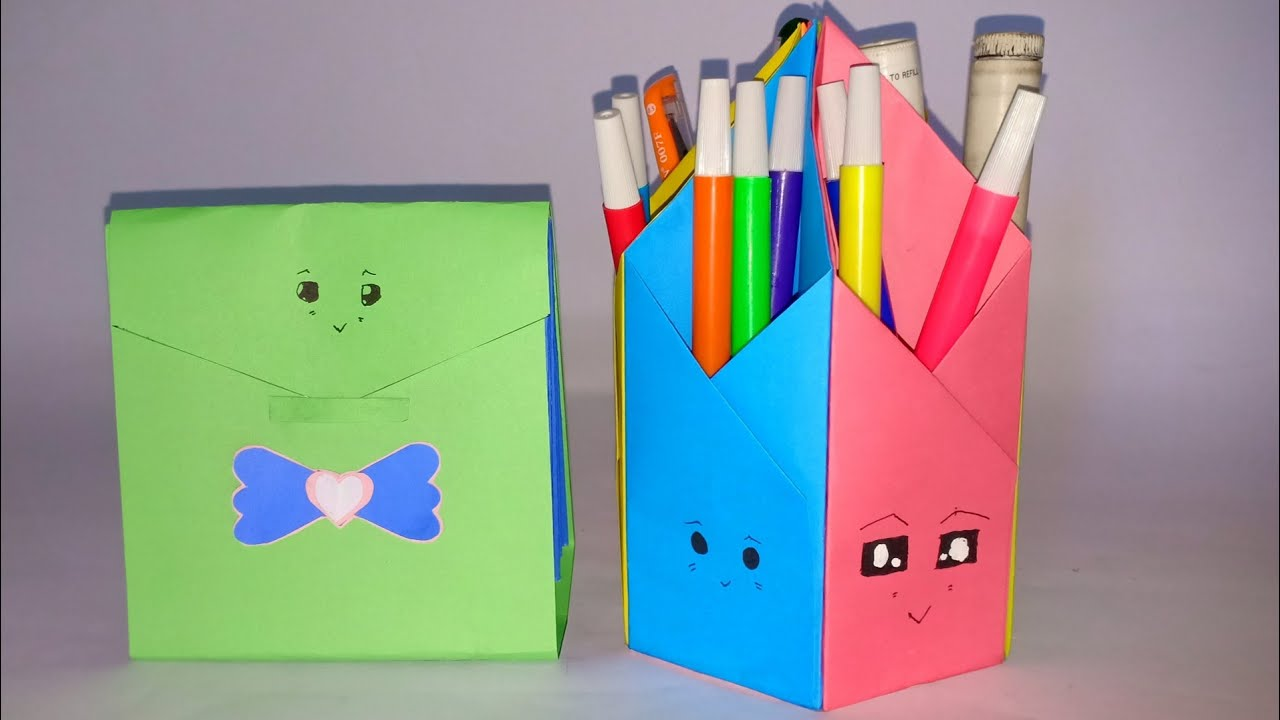 Diy Ide Kreatif Kerajinan Untuk Anak Tk Paud Diy Amazing Super