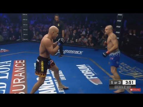 Chuck Liddell vs Tito Ortiz 3 FULL FIGHT HIGHLIGHTS