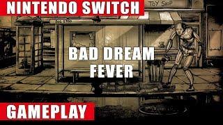 Bad Dream: Fever Nintendo Switch Gameplay