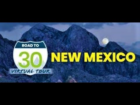 Bandelier National Monument, New Mexico, USA, Part # 2   مغاربة يستكتشفون امريكا