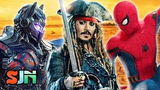 2017 Summer Box Office Lowest In A Decade?!