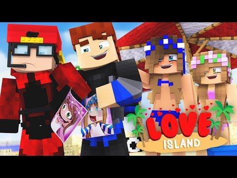 Minecraft LOVE ISLAND SEASON 2 - LOVE ISLAND HOTEL IS OPEN FOR BUSINESS