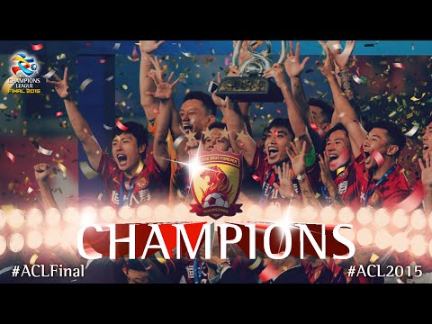 FINAL (2nd Leg) - Guangzhou Evergrande Vs Al Ahli : AFC Champions League 2015