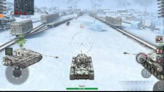 World of Tanks Blitz Обзор танка КВ-1
