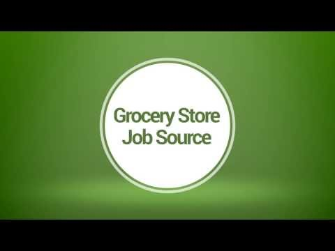 Grocery Store Job Source - Grocery Job Hub