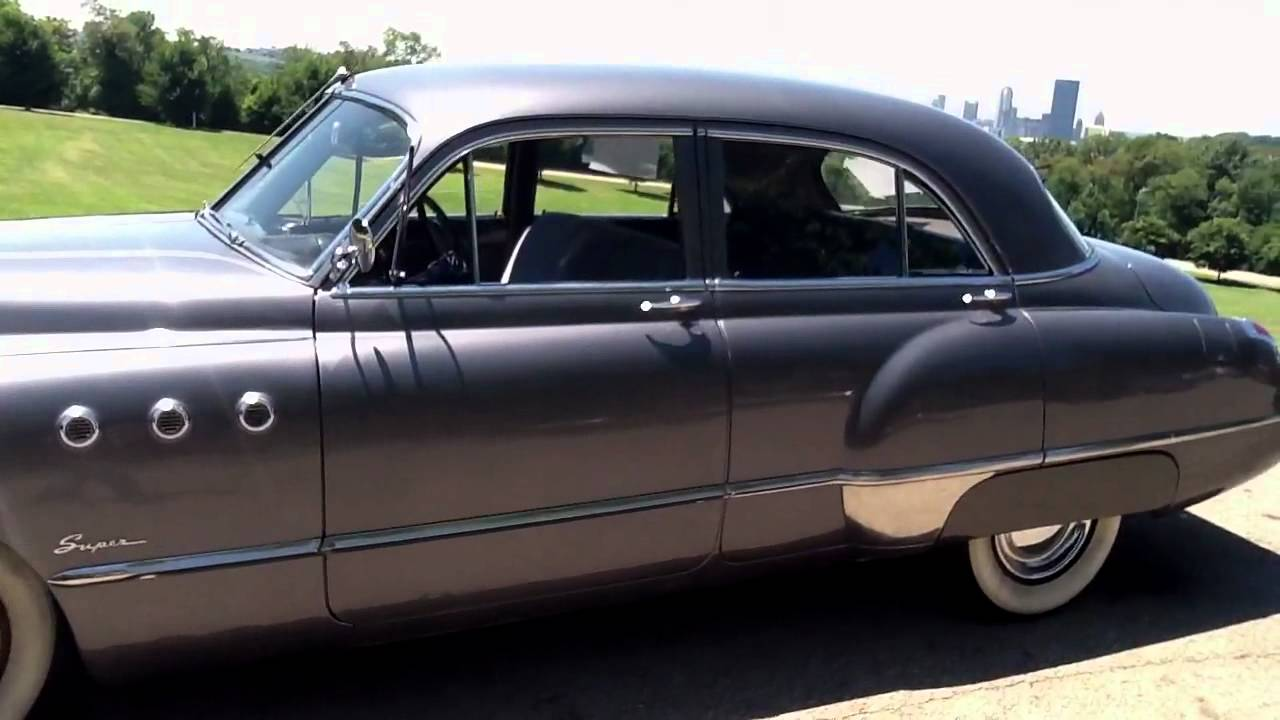 1949 Buick Super Youtube