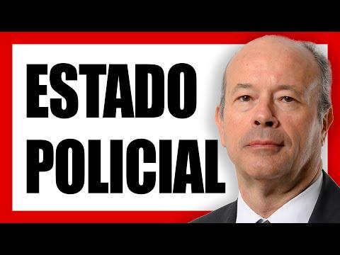 EL GOBIERNO hacia el ESTADO POLICIAL en ESPAÑA (nueva LECrim)