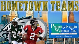What If Only Local Players Played For The Steelers or Eagles?