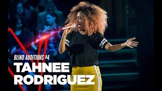 "Tahnee Rodriguez ""No Diggity"" - Blind Auditions #4 - TVOI 2019"