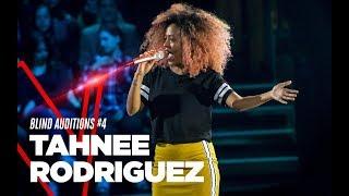 "Tahnee Rodriguez ""No Diggity"" - Blind Auditions #4 - TVOI 2019"