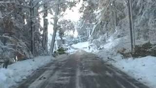 Uriah Heep - Wonderworld and The Easy Road w/October snowstorm