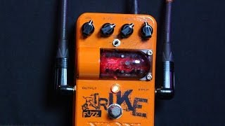 vox trike fuzz pedal demo review 3p3d2013 day5 30 pedals 30 days