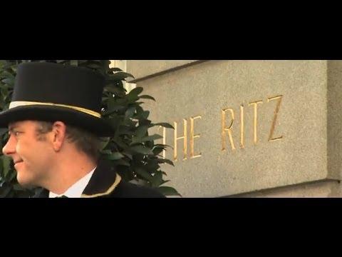 The Ritz Hotel, London - Luxury Travel Hotel Film
