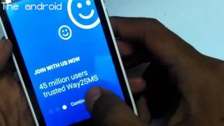 Free sms best android app