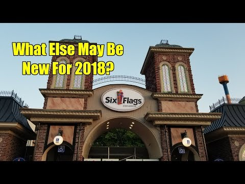What Else Is New at Six Flags Over Georgia For 2018?