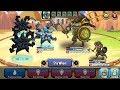 Monster Legends - Polaris Sea level 130 review combat - Best steal life monster