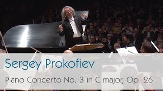 Sergey Prokofiev - Piano Concerto No. 3 in C major, Op. 26 - Daiki Kato - Best of Classical Music