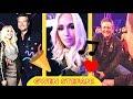 Gwen Stefani & Blake Shelton at People's Choice Awards 2018 🎤😱