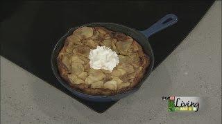 Baked Apple Pancakes