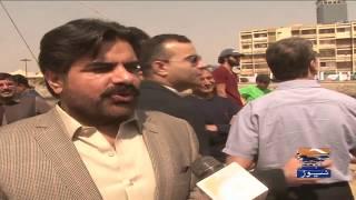 Govt Sindh Ne Civil Society Se Mil Kar Neher-e-Khayyam Par Shajar-Kari Muhim Ka Aaghaz Kar Diya