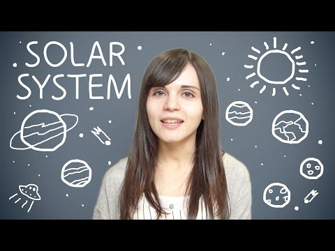 Turkish Weekly Words with Selin - Solar System