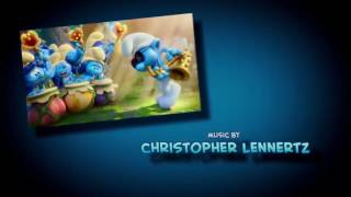 END CREDITS - SMURFS THE LOST VILLAGE | CLIP