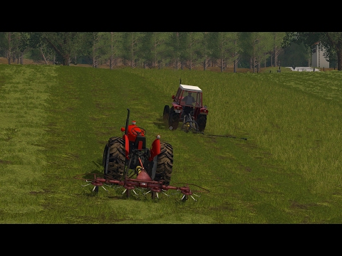 Farming Simulator 17- Old School- Old Stream- Episode 1