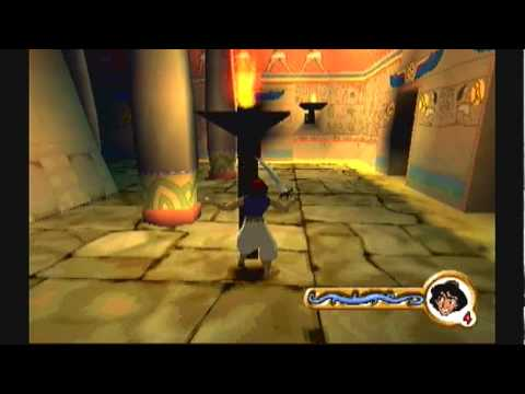 Ps1 game: Aladdin In Nasira's Revenge-The Pyramid Level 2 ...