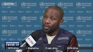 W.H.O strengthening Africa's capacity to test for virus