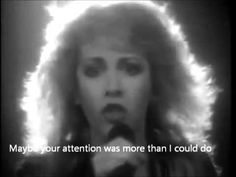 Stevie Nicks - Stand Back (Stevie Puts You In The Driver's Seat Mix) - Karaoke Version With Lyrics