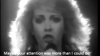 Stevie Nicks - Stand Back (Stevie Puts You In The Driver