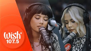 "GIBBS perform ""No Hearts"" LIVE on Wish 107.5 Bus"