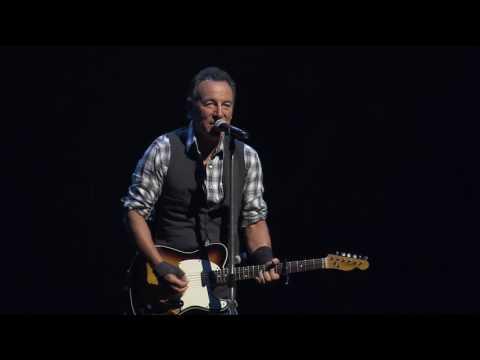 Bruce Springsteen in Adelaide - January 30, 2017